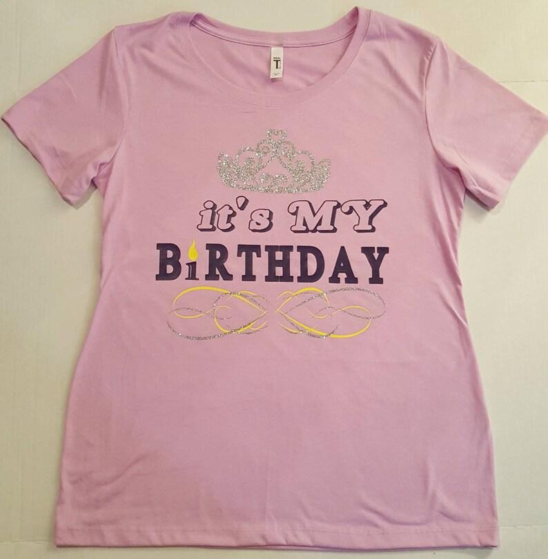 c7b8ae03 Its My Birthday Shirt Birthday Shirt Birthday Celebration   Etsy