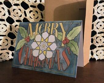 Christmas Cards (Set of 5)