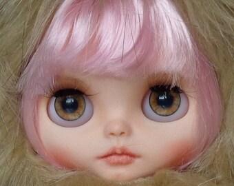 """OOAK Custom Blythe doll Natasha, Takara """"Winterish Allure"""""""