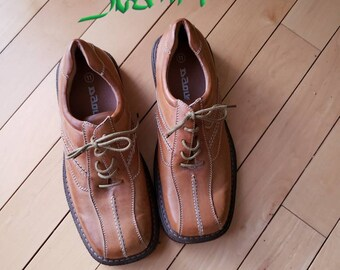 dd759a33a029 Daoust Unworn Bowling Leather Shoes Men 11