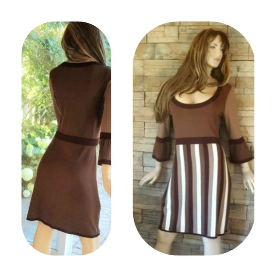 Mod Knit Dress
