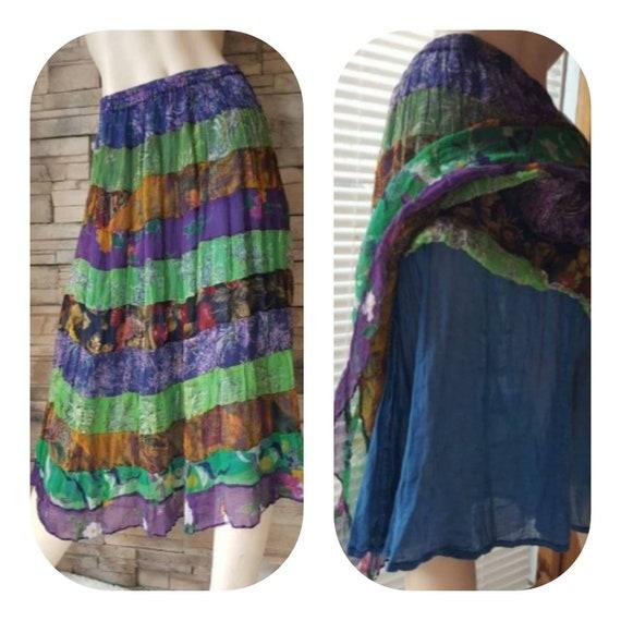 Bohemian Skirt Indian