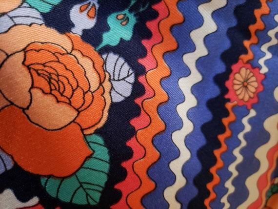 Boho Maxi Halter top dress/70s - image 10