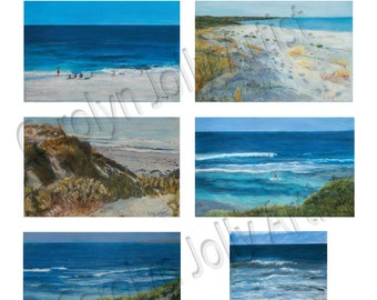 6 Pack Gift Cards - Original Paintings - South West Collection