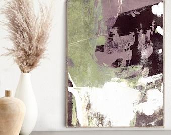 Druck FINE ART  Bild Poster  *PALME XV    Kunstdruck  PRINT