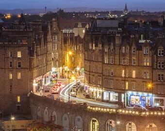 Jeffrey Street - Old Town, Edinburgh