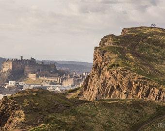 Castle View - Arthur's Seat