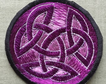 3 inch Knot patch