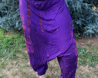 Harpua Tie dye Harem pants