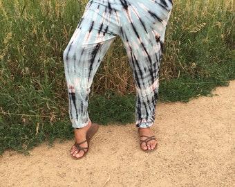 Jibboo Tie dye jogger pant
