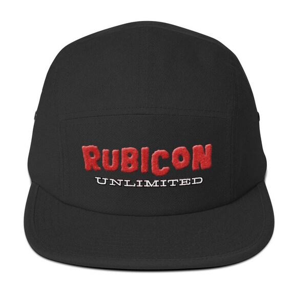 Rubicon Unlimited cinq panneau Cap   Etsy 397df3e462f