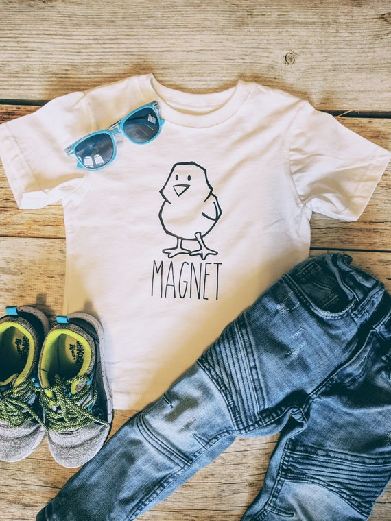 Chick Magnet Easter Sweater Trendy Kids Tee Shirt for boys toddlers Spring T-Shirt Boys Easter Sweatshirt