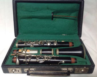 Kohlert Clarinet, With Carrying Case, Winnender