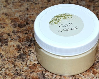 All Natural Body Lotion - 4 oz