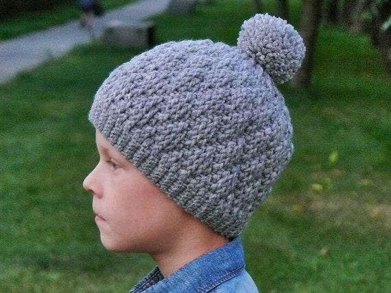 Crochet Hat Pattern Kids Hat Childrens Hat Pattern Beanie