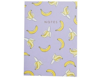 Central 23 Banana Notebook