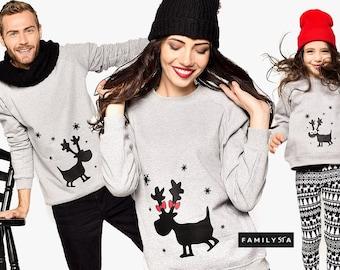 Matching Christmas Sweaters, Ugly Christmas Sweaters, Matching Family Outfit, Matching Sweatshirts, Christmas Outfit,Ugly Christmas Sweaters