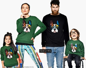 7bebab8ca9 Matching Family Sweatshirts, Matching Siblings Sweatshirts, Matching Youth,  Matching Brother And Sister Outfit,Matching Father Mother Outfit