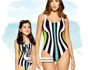 427c91f545 Mommy And Me Matching Swimwear, Mother And Daughter Matching Outfit, Women  Swimsuit, Matching Mom And Daughter Swimsuit, Gift For Mom