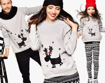 matching family outfit matching sweatshirts matching christmas outfit matching kid set christmas gift family matching set christmas