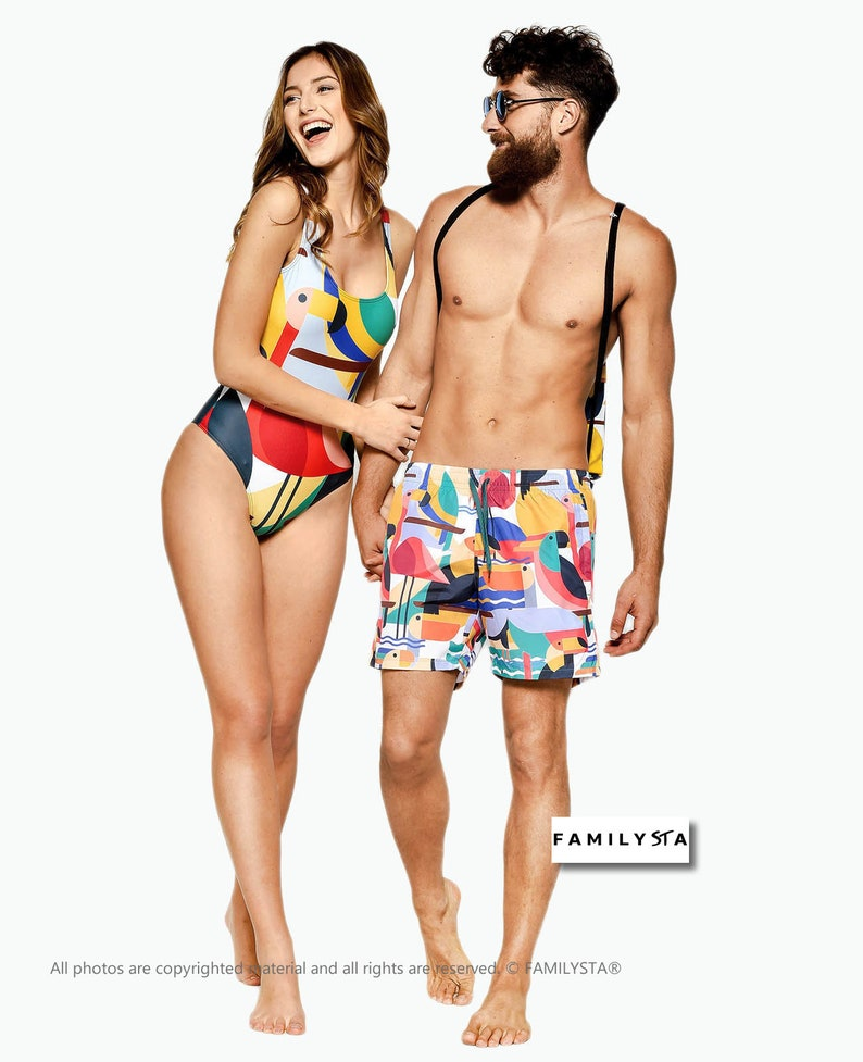 Matching Father And Son Swimwear Daddy And Me Outfit Matching Dad And Me Swimsuit Matching Dad Swimming Trunks Mens Swim Trunks