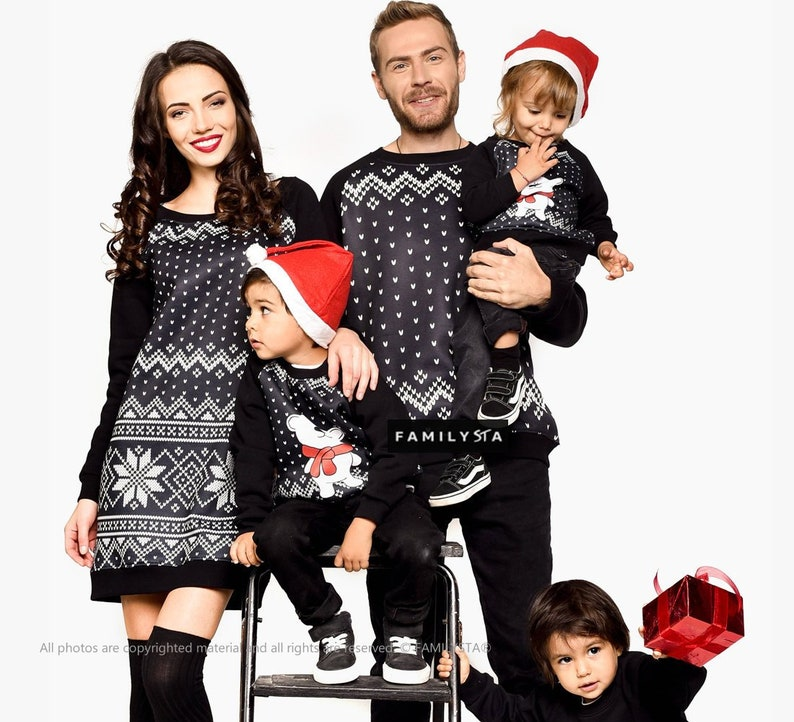 Matching Christmas Outfit Matching Clothing Family Matching image 0