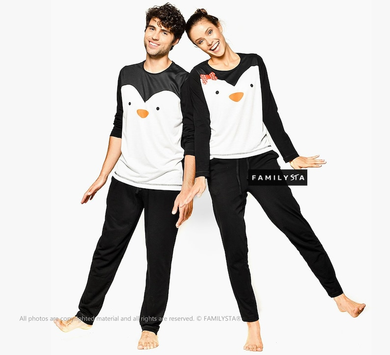 7208035d0fc7 Matching Couple Pajamas Matching Family Couple Outfit