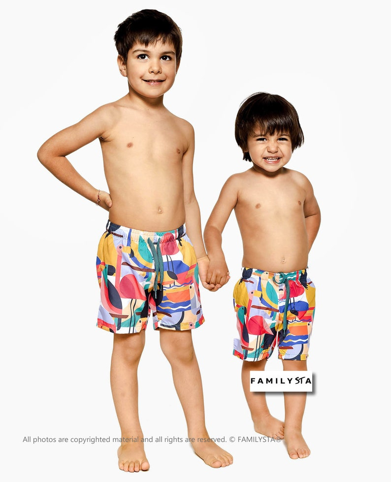 Mommy And Me Matching Swimsuit Matching Mom And Daughter Mom And Me Swimwear Matching Girl Swimsuit Colorful Swimwear Matching Swimwear