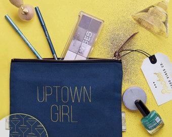 MAKE UP BAG - Uptown Girl