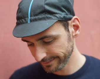 SERGE blue - Casual chic cycling cap