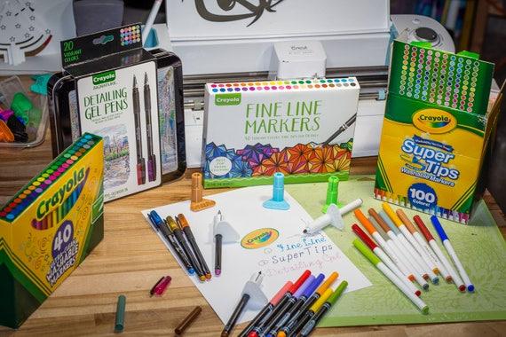 Ultimate Crayola Cricut ExploreMaker Adapters