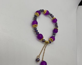 Bloom with Chika Beaded in Color Bracelets