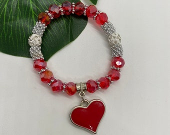 Bloom with Chika Red Heart