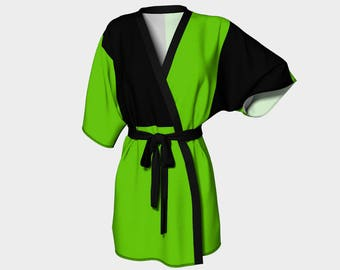 53481a30aed Lime Green and Black