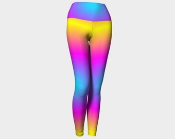 1d9d33790dcdd Pink Tiedye, Yoga Leggings, Yoga, Leggings, Workout Clothes, Working  Clothing, Gym Wear, Funky, Groovy, Far Out