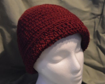 Custom Made Crocheted Beanie