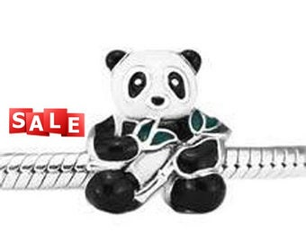 c65988255 Pandora Charms, Charms, Sweet Panda Charm, Mixed-Enamel Item 796256ENMX,  Authentic