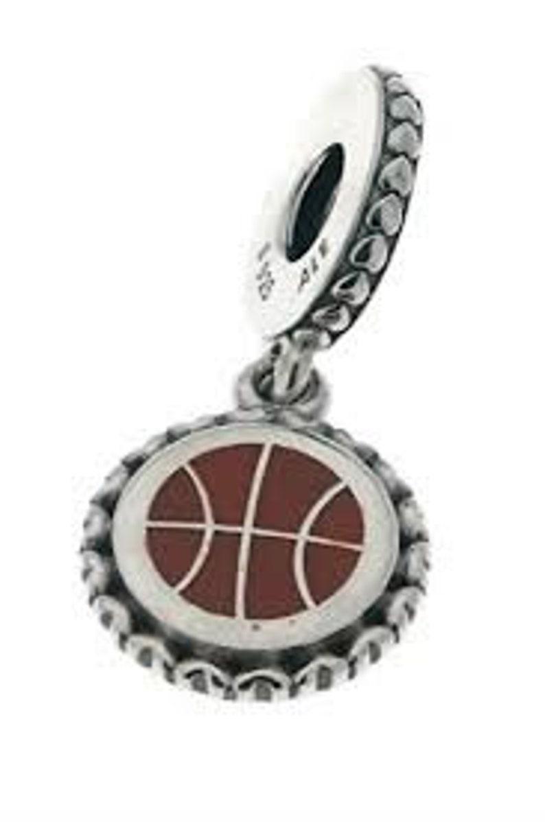 pandora charms basketball