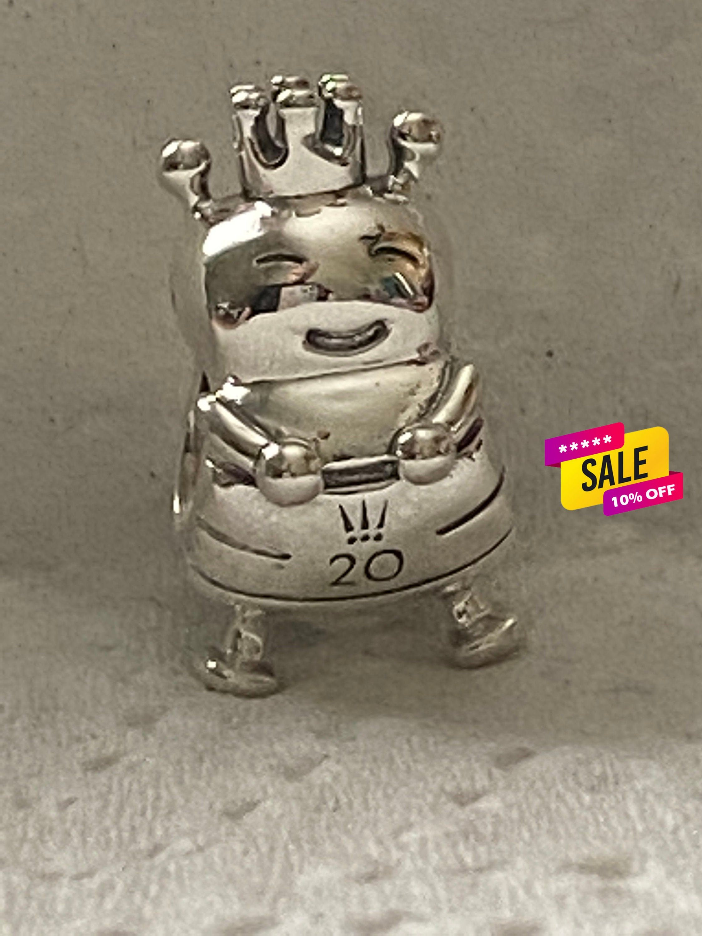 Pandora Charms, Queen Bee 2020 Charm, Limited Edition, Insect Charms,