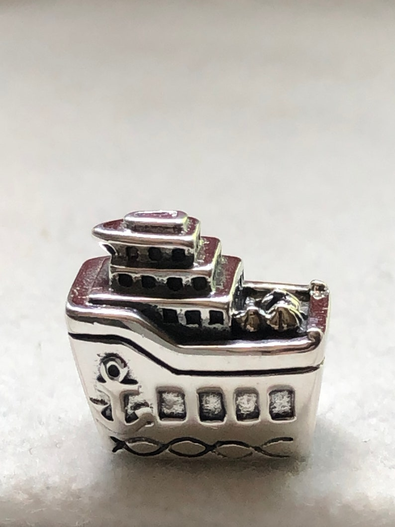 69cc80c49 Pandora CharmsAll Aboard Cruise Ship Charm Travel Charms | Etsy