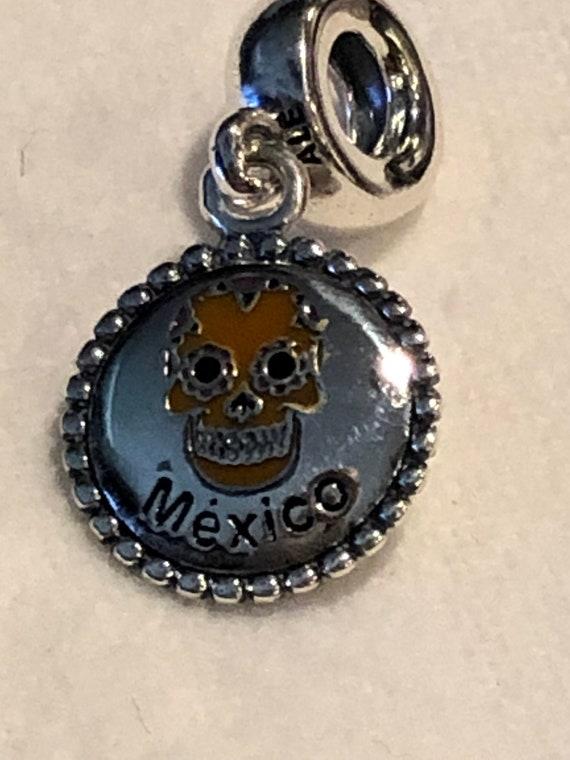 charm pandora mexique