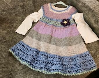 a82edc2d6 Girls sweater dress