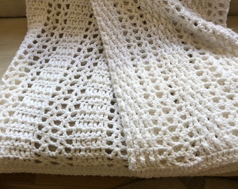 Wedding Afghan Etsy