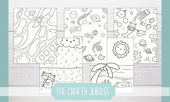 PRINTABLE Coloring Pages  Adventures of Sir Poof  Cute