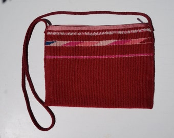 Bag in winered coulor