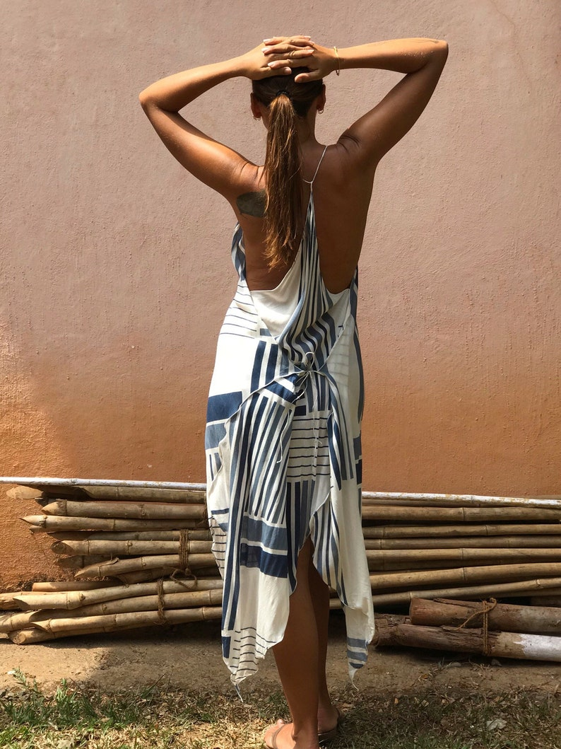 Womens Kaftan Poncho Sheer Chiffon Summer Top Beach Pools Side Browns White
