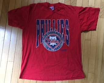 Vintage 1991 Philadelphia Phillies Made in the USA t-shirt