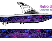 Retro 80s GB Boat Wrap 3M IJ180 Cast Wrap Vinyl Film