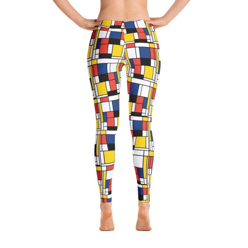Mondrian Loves These Leggings