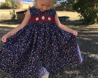 Vintage Girl's Dress size 2
